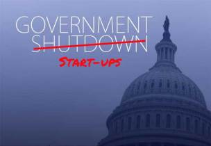 Bored of the government shutdown? Here's some 2019 government start-ups