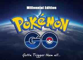 Pokemon Millennial Edition: Search for offences