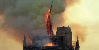 Notre Dame Cathedral Fire: woke response guide