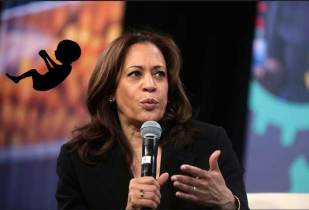 Kamala Harris U-turn: now fights for rights of girl babies