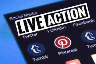 Pinterest bans Live Action – the reason why will surprise you!