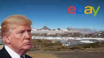 Disney trumps Trump to buy Greenland