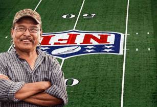 Middle-aged, Out-of-shape Native American Demands NFL Tryout