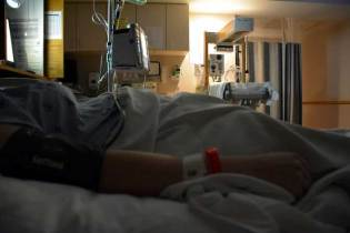 Man with suspected coronavirus just has manflu