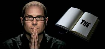 Rob Bell's latest book sets record for fewest words per page