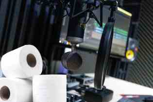 Church Gives Away Toilet roll to Increase Streamed Service Attendance.