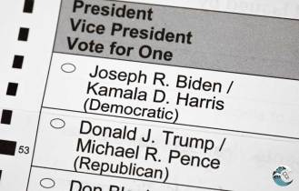 Americans shocked to discover third party – before voting the same as last time
