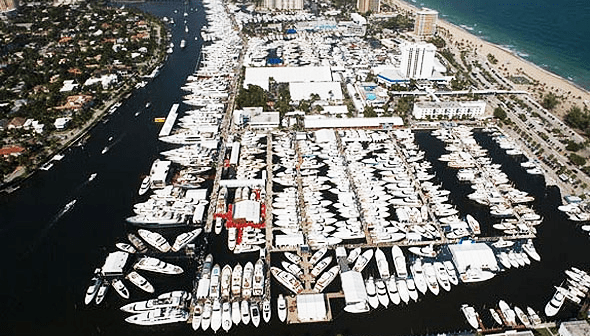 Top Superyachts At Fort Lauderdale International Boat Show