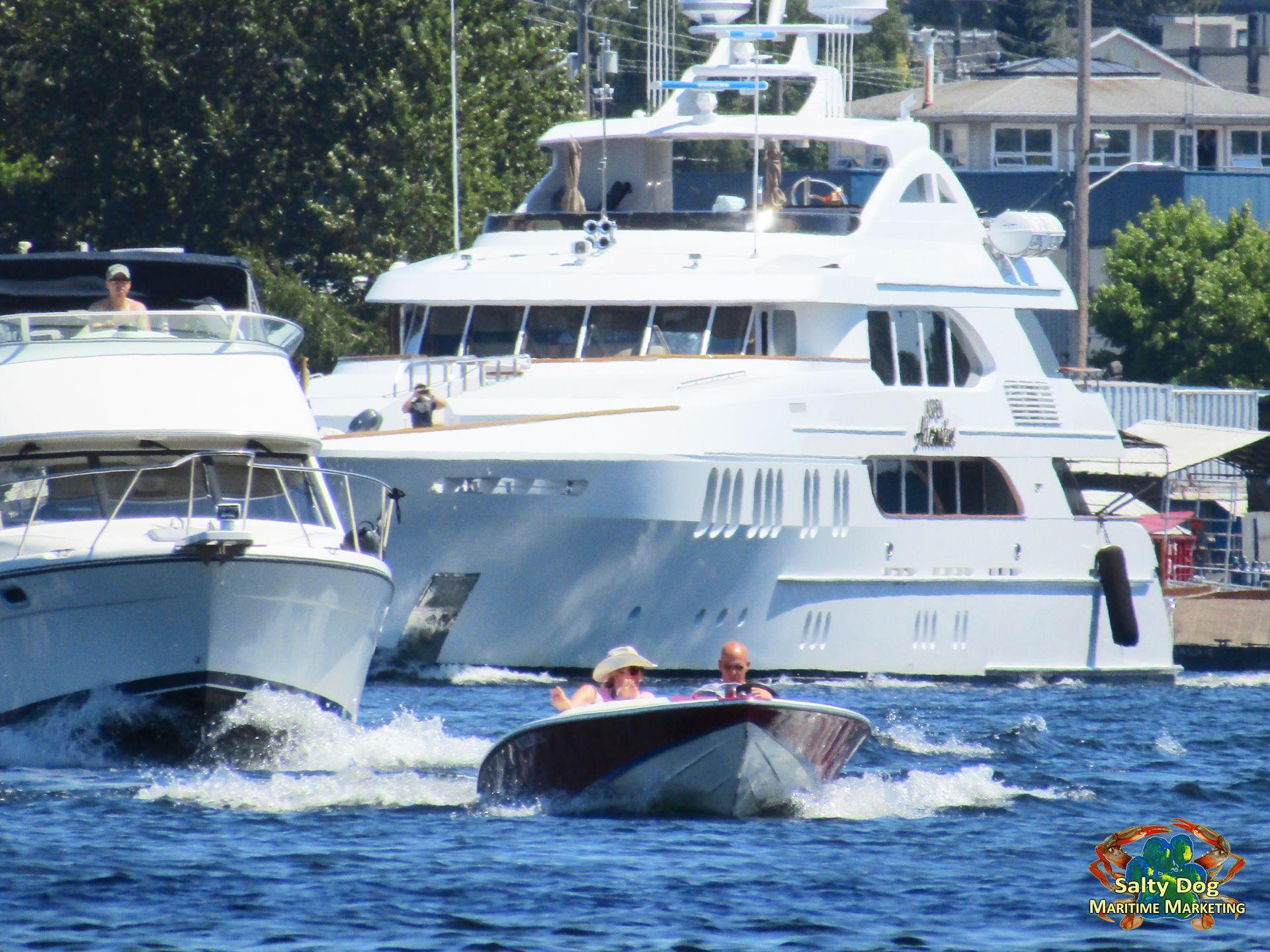 Aspen Alternative Pacific Northwest Superyacht Trinity