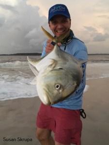 fishing in gabon