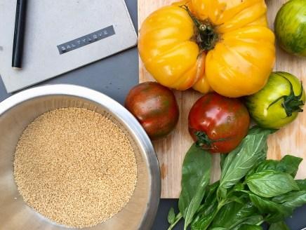 Tomates Anciennes - très bien