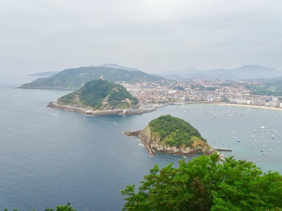 Tag 7, Stopover in Biarritz und San Sebastián