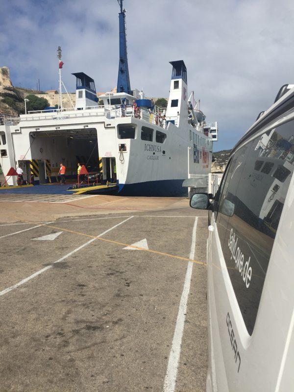 Tag 28 Korsika, Bonifacio