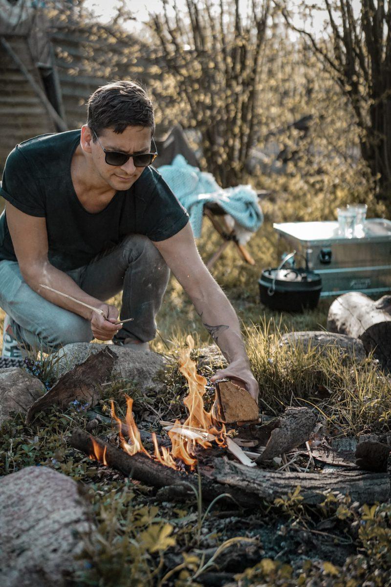 Salty Love | Kochen mit dem Petromax