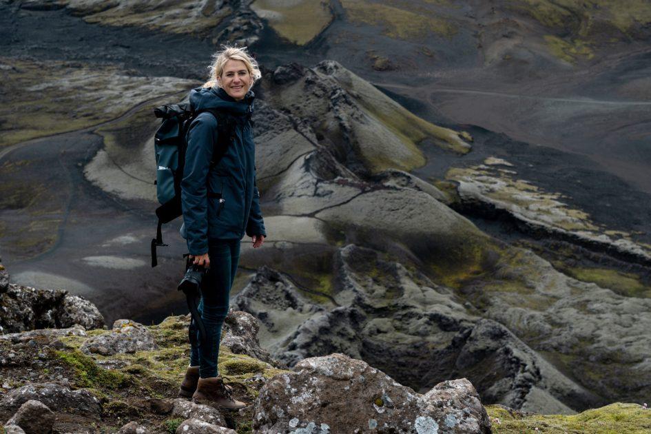 Die Laki-Krater: Vulkanismus zum Anfassen