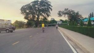 bangkok navy base bicycling