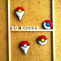 DIY : Pokemon Go ( Inspired ) Felt Badges Hand Sewing Project