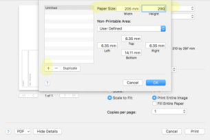 how to print free printable planner3