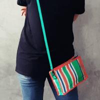 DIY a Paris Catwalk Bag from Market Bag
