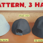 How To Sew 6 Panel Bucket Hat Skull Cap Free Download Salty Mom