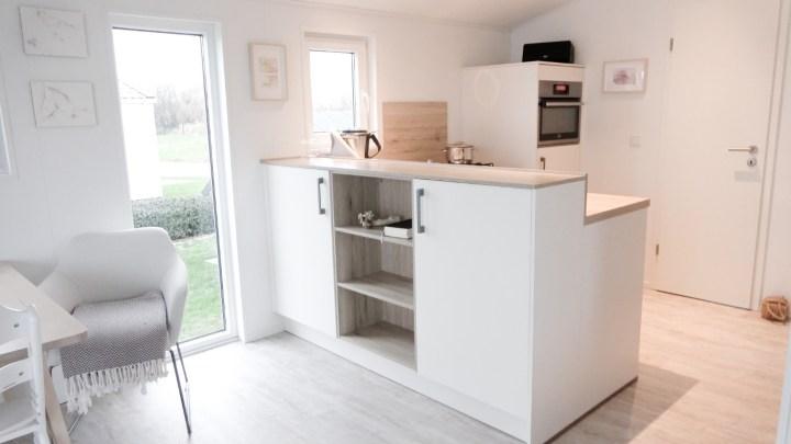 Minimalistische und kleine Küche – ordnen und einrichten