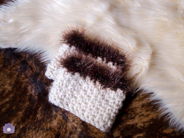 10 Best Free Fur Yarn Crochet Patterns • Salty Pearl Crochet