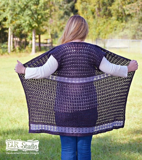 Pattern Collection Boho Crochet Vest Patterns Free And Paid