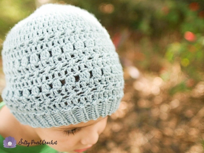 Free Textured Crochet Beanie Pattern In 3 Sizes The Xo Textured
