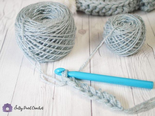 Free Knit Look Crochet Beanie Pattern: the Medalist Hat • Salty ...