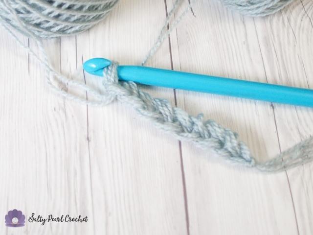 Free Knit Look Crochet Beanie Pattern The Medalist Hat Salty