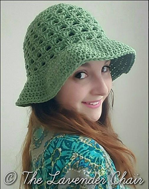 23 Free Sun Hat Crochet Patterns Salty Pearl Crochet