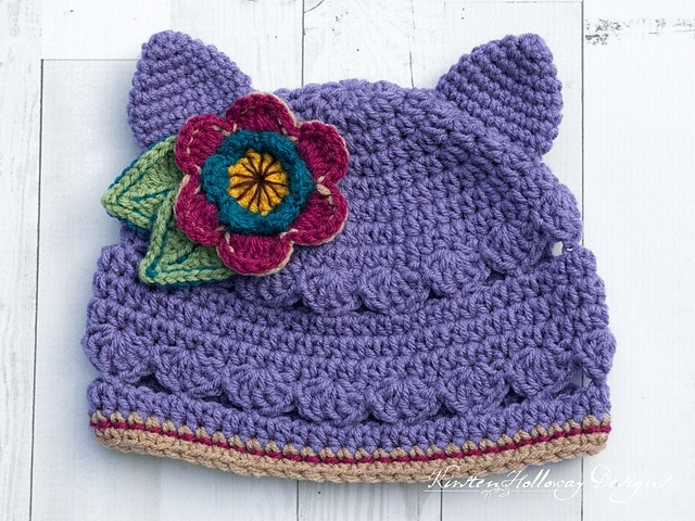 8 Free Romantic and Feminine Crochet Patterns from Kirsten Holloway ...