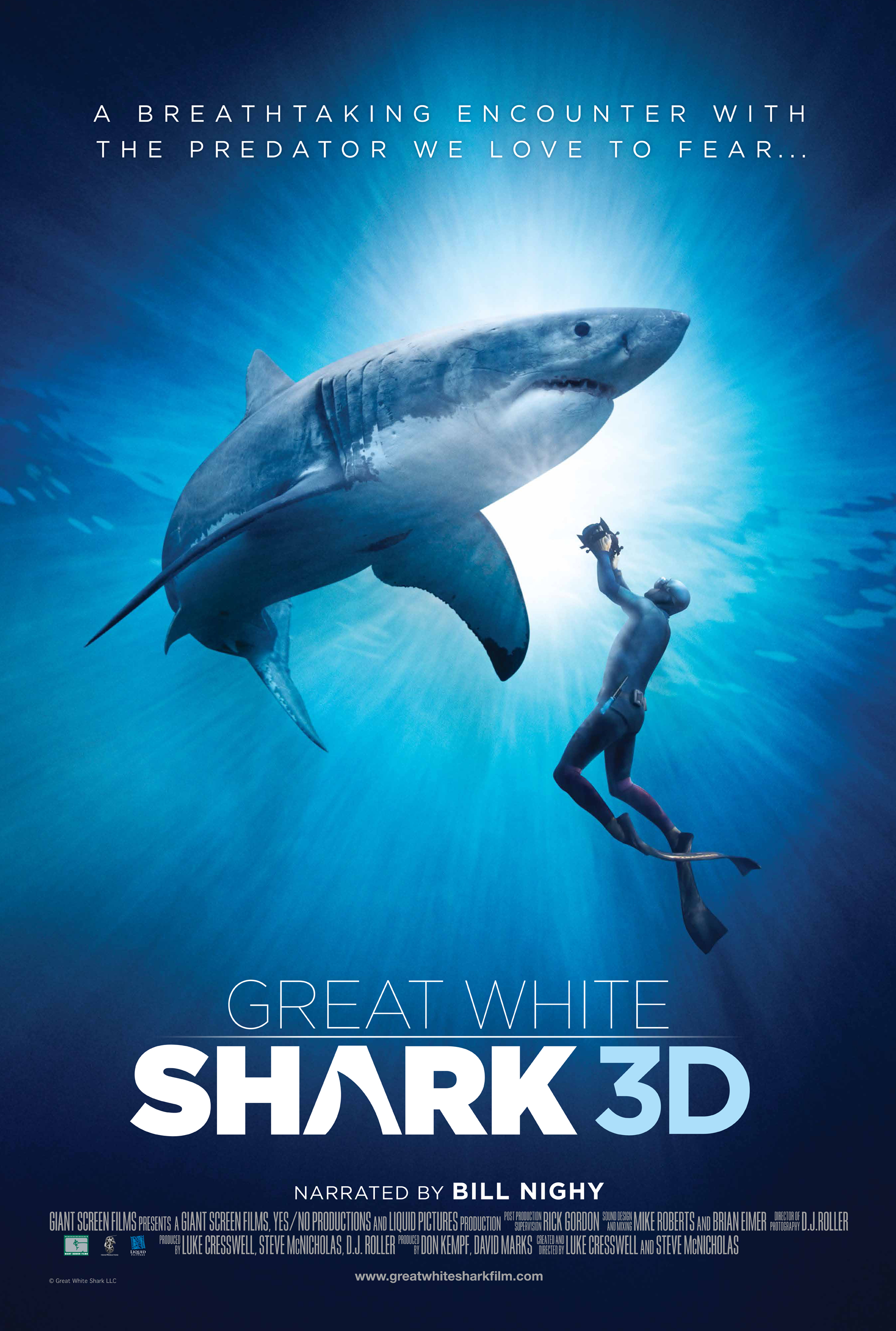 Imax Great White Shark 3d The Review