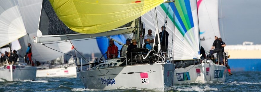Yarmouth Regatta Sailing