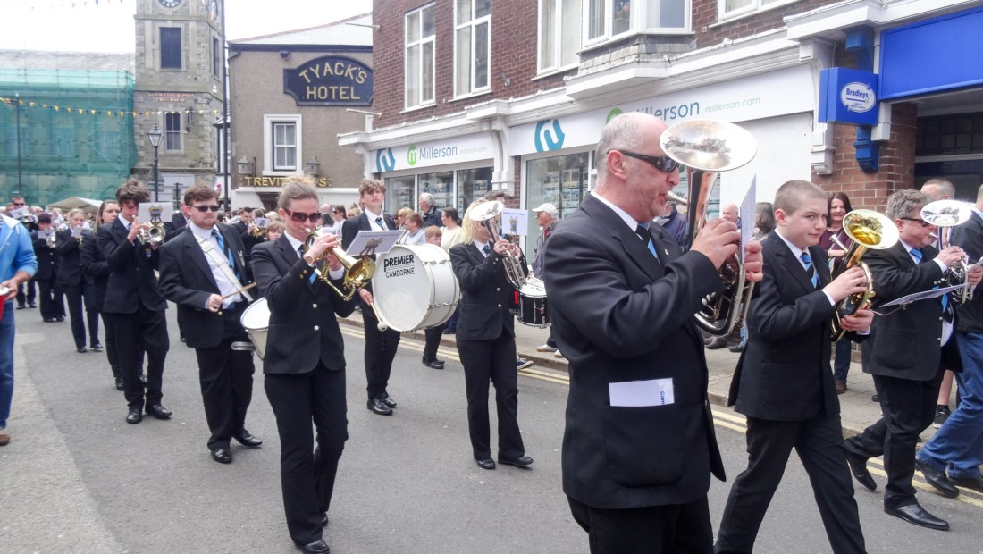Camborne Town Band
