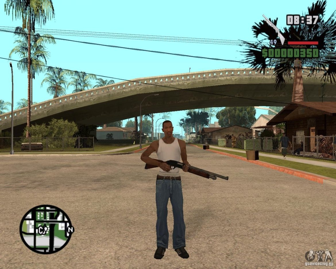 Grand Theft Auto: San Andreas Multiplayer PC game Free Download Torrent