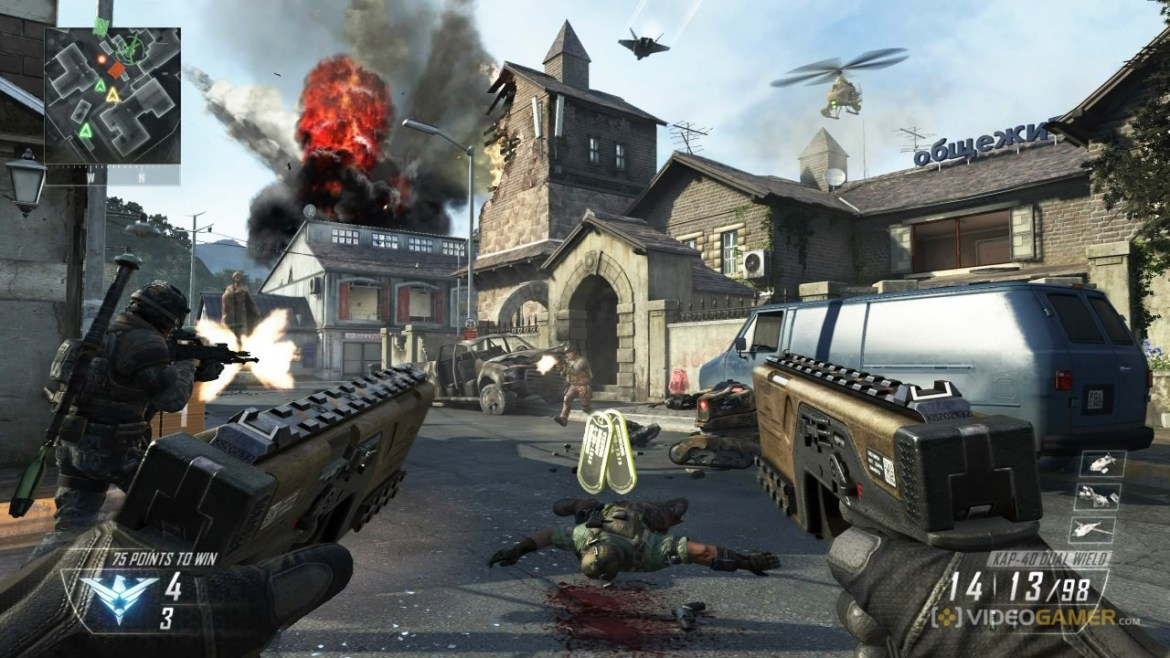 cod black ops 2 crack torrent