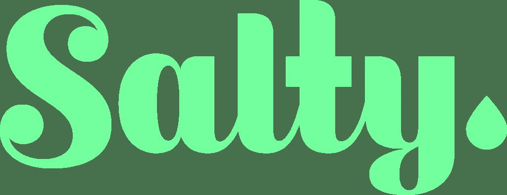Salty logo