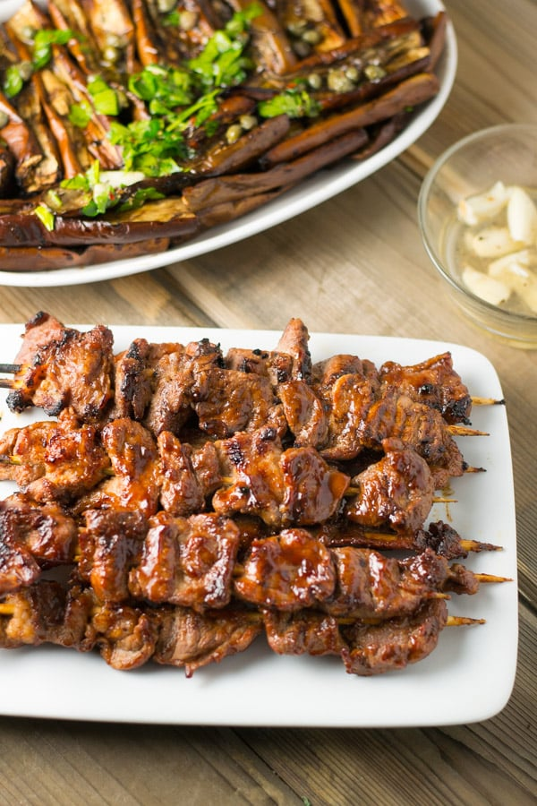 Salu salo recipes simple and delicious recipes filipino pork barbecue forumfinder Images
