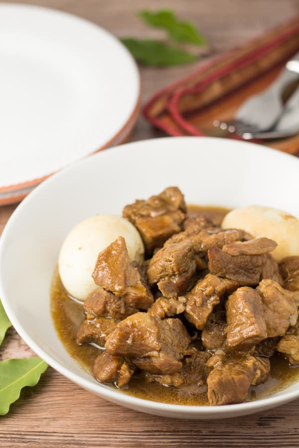 Chinese Pork Adobo (Tau Yew Bah)