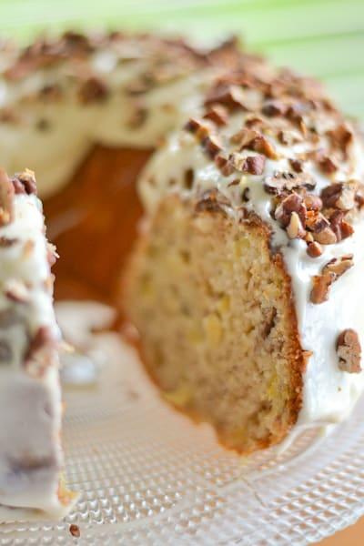 recipe: hummingbird cake in bundt pan [22]
