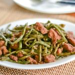 String Beans Adobo (Adobong Sitaw)