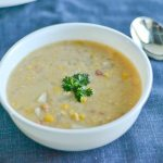 Quick and Easy Corn Chowder