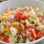 Quinoa Salad with Bocconcini