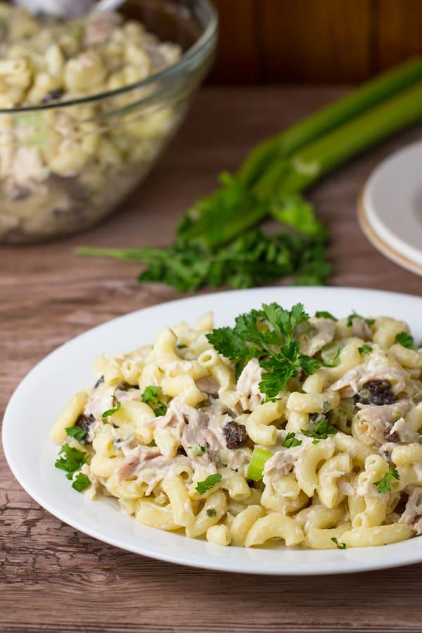 Filipino Macaroni Salad With Chicken Salu Salo Recipes