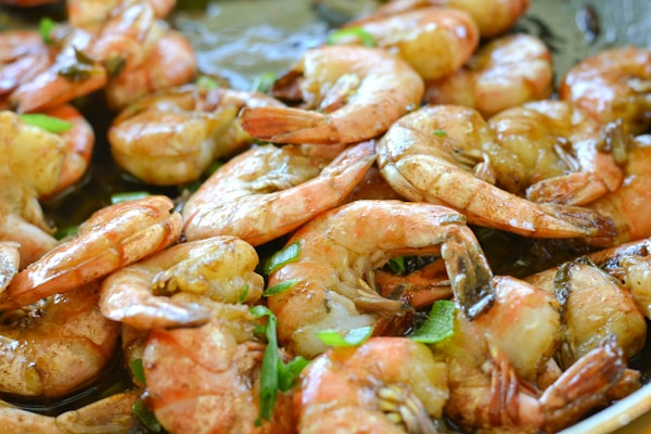 New Orleans Style Barbecued Shrimp