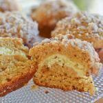 Pumpkin and Cream Cheese Muffins