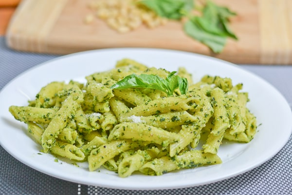 Pesto Penne