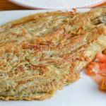 Eggplant Omelette (Tortang Talong)