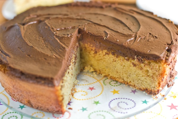 Lazy cake recipe with condensed milk